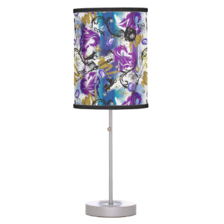 Descendants | Mal | Two-Headed Dragon Pattern Table Lamp