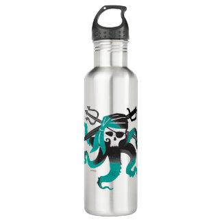 Descendants | Uma | Pirate Skull Logo 710 Ml Water Bottle