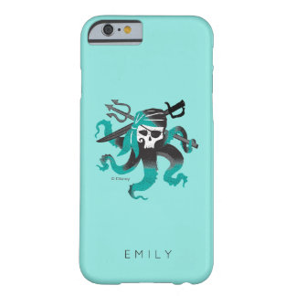 Descendants | Uma | Pirate Skull Logo Barely There iPhone 6 Case