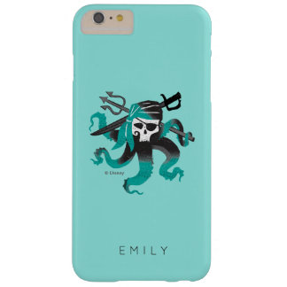 Descendants | Uma | Pirate Skull Logo Barely There iPhone 6 Plus Case