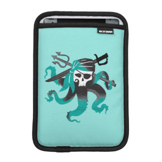 Descendants | Uma | Pirate Skull Logo iPad Mini Sleeve