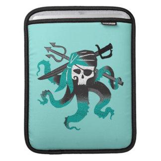 Descendants | Uma | Pirate Skull Logo iPad Sleeve