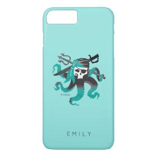 Descendants | Uma | Pirate Skull Logo iPhone 8 Plus/7 Plus Case