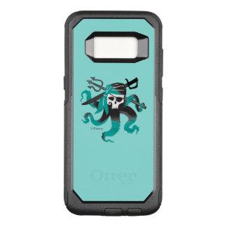 Descendants | Uma | Pirate Skull Logo OtterBox Commuter Samsung Galaxy S8 Case