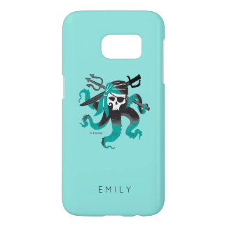 Descendants | Uma | Pirate Skull Logo Samsung Galaxy S7 Case