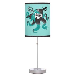 Descendants | Uma | Pirate Skull Logo Table Lamp