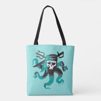Descendants | Uma | Pirate Skull Logo Tote Bag