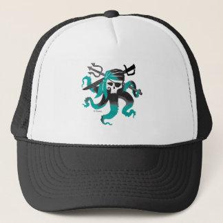 Descendants | Uma | Pirate Skull Logo Trucker Hat