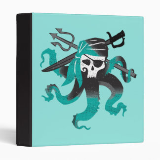 Descendants | Uma | Pirate Skull Logo Vinyl Binders