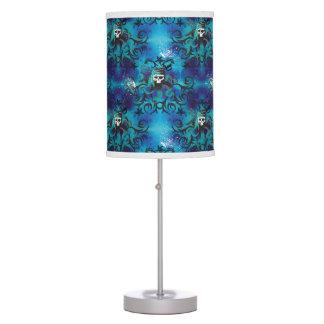 Descendants | Uma | Pirate Skull Pattern Table Lamp
