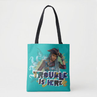 Descendants | Uma | Trouble is Here Tote Bag