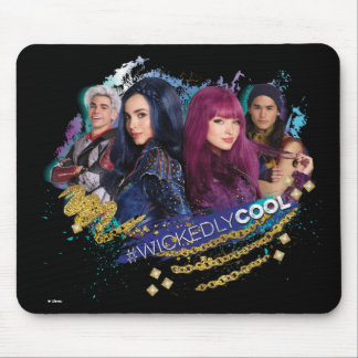 Descendants | Wickedly Cool Best Friends Mouse Pad
