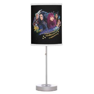 Descendants | Wickedly Cool Best Friends Table Lamp