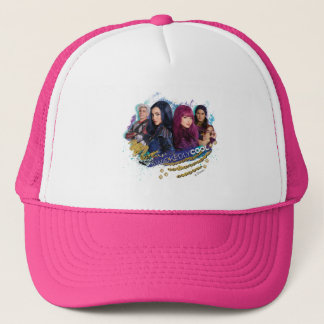Descendants | Wickedly Cool Best Friends Trucker Hat