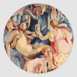 Descent From The Cross By Pontormo, Jacopo (Best Stickers