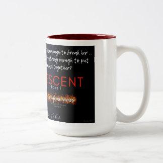 Descent - Hot Coffee/Hot Stare Mug