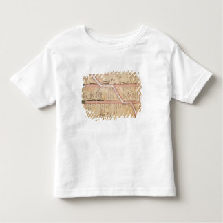 Descent of the sarcophagus into the tomb tshirts