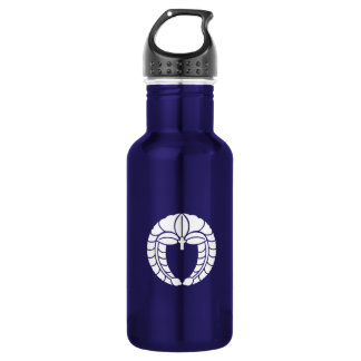 Descent rattan 532 ml water bottle