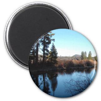 Deschutes River Magnet