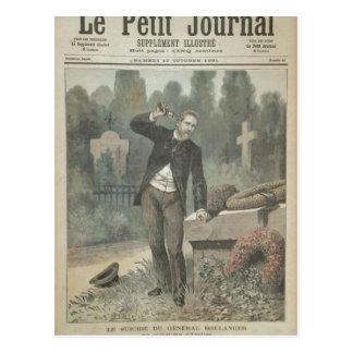 Description Description: Illustration du Petit Jou Postcard