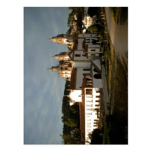 Description Esta imagem mostra o mosteiro de Sao M Postcards