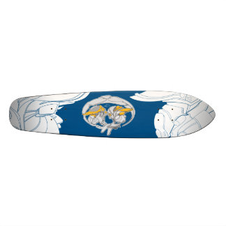 Desdeux bots skateboard decks
