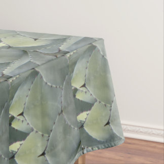 Desert Agave Plant Floral Tablecloth