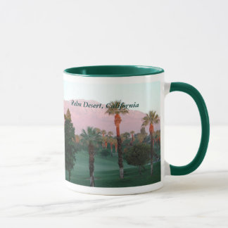 Desert at Sunset Mug