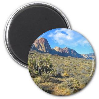 Desert Beauty Magnet