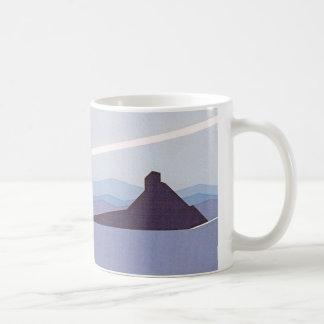 Desert Blue Coffee Mug