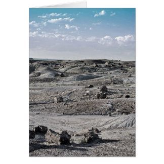 """Desert Blue Sky"" collection Card"
