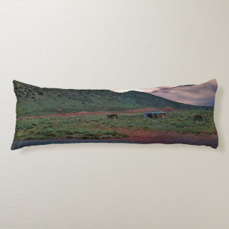 Desert by Grand Canyon National Park Arizona Body Pillow
