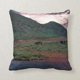 Desert by Grand Canyon National Park Arizona Throw Pillow