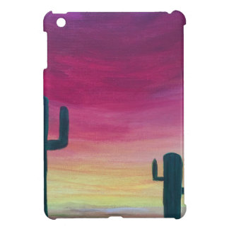 Desert Cactus iPad Mini Cover