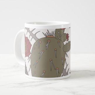 Desert Cactus Jumbo Mug