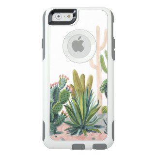 Desert Cactus Watercolor OtterBox iPhone 6 Case