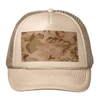 Desert Camo Trucker Hat
