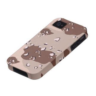 Desert Camo Iphone 4 Tough iPhone 4 Cases