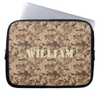 Desert Camo Laptop Sleeves