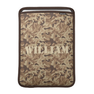 Desert Camo MacBook Air Sleeve