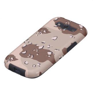 Desert Camo Samsung Galaxy S Samsung Galaxy S3 Cases