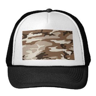 Desert camoflauge trucker hat