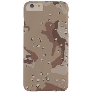 Desert Camouflage Barely There iPhone 6 Plus Case