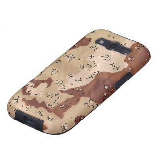 Desert Camouflage Galaxy SIII Cover