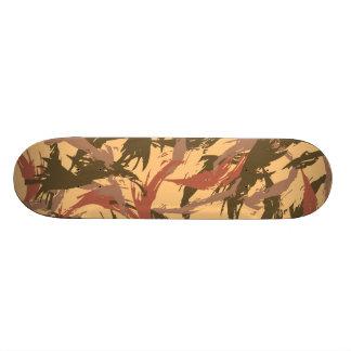 Desert Camouflage Custom Skate Board