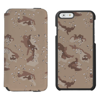 Desert Camouflage Incipio Watson™ iPhone 6 Wallet Case
