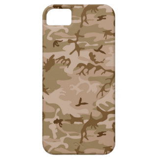 Desert Camouflage iPhone 5 Cover