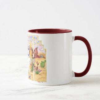 Desert Cat Mug