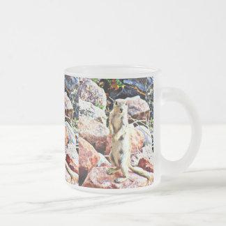 Desert Charlie Frosted Mug