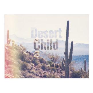 Desert Child - Superstition Wilderness | Postcard